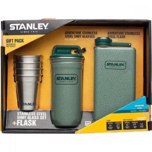 Stanley taskumatti ja snapsipikarisarja säilytyskotelolla - artikkelissa asiakaspalvelu