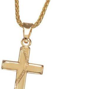 Saurum kultainen risti